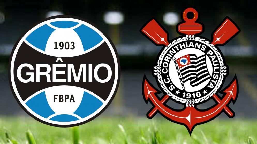 Apostas Grêmio x Corinthians Brasileirão 28/08/21