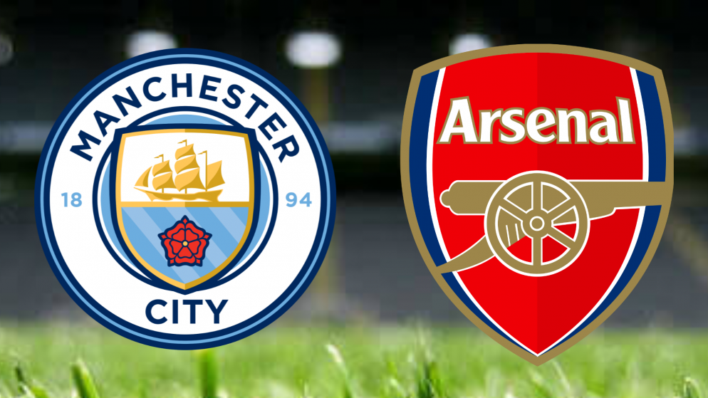 Apostas Manchester City x Arsenal Premier League 28/08/21
