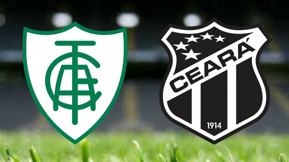 Apostas América Mineiro x Ceará Brasileirão 29/08/21
