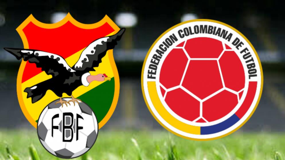 Apostas Bolívia x Colômbia Eliminatórias 02/09/21