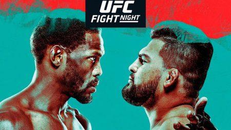 Apostas UFC Cannonier x Gastelum 21/08/21
