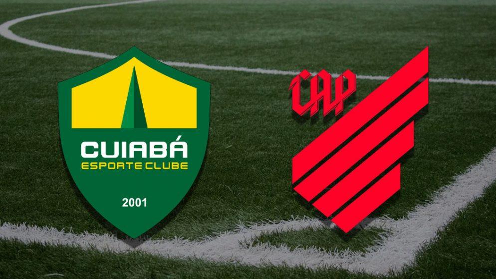 Apostas Cuiabá x Athletico Paranaense Brasileirão 15/08/21