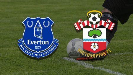 Apostas Everton x Southampton Premier League 14/08/21