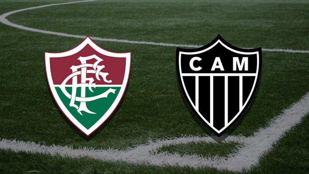 Apostas Fluminense x Atlético Mineiro Brasileirão 23/08/21