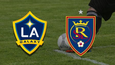 Apostas Los Angeles Galaxy x Real Salt Lake MLS 04/08/21