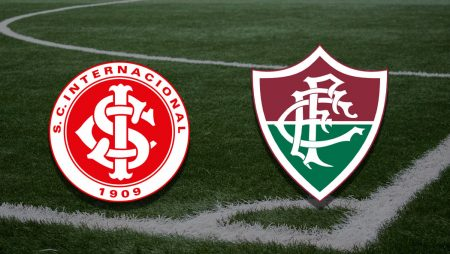Apostas Internacional x Fluminense Brasileirão 15/08/21