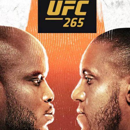 Apostas UFC 265 Lewis x Gane 07/08/21