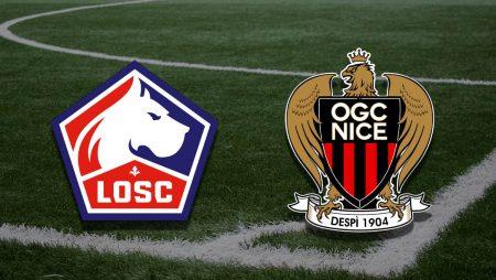 Apostas Lille x Nice Ligue 1 14/08/21