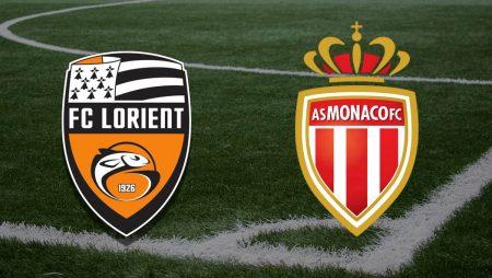 Apostas Lorient x Monaco Ligue 1 13/08/21