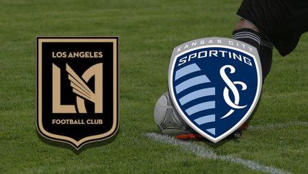 Apostas Los Angeles FC x Sporting Kansas City MLS 04/08/21