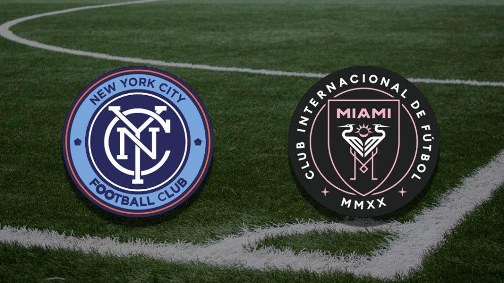 Apostas New York City x Inter Miami MLS 14/08/21