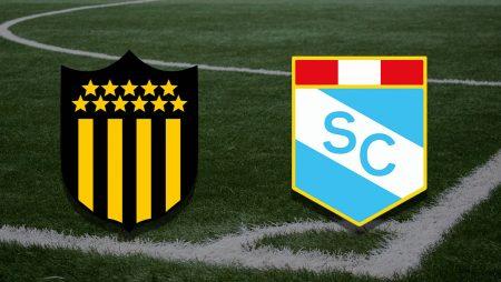 Apostas Peñarol x Sporting Cristal Sul-Americana 18/08/21