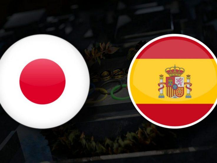 Apostas Japão Olímpico x Espanha Olímpica Tóquio 03/08/21