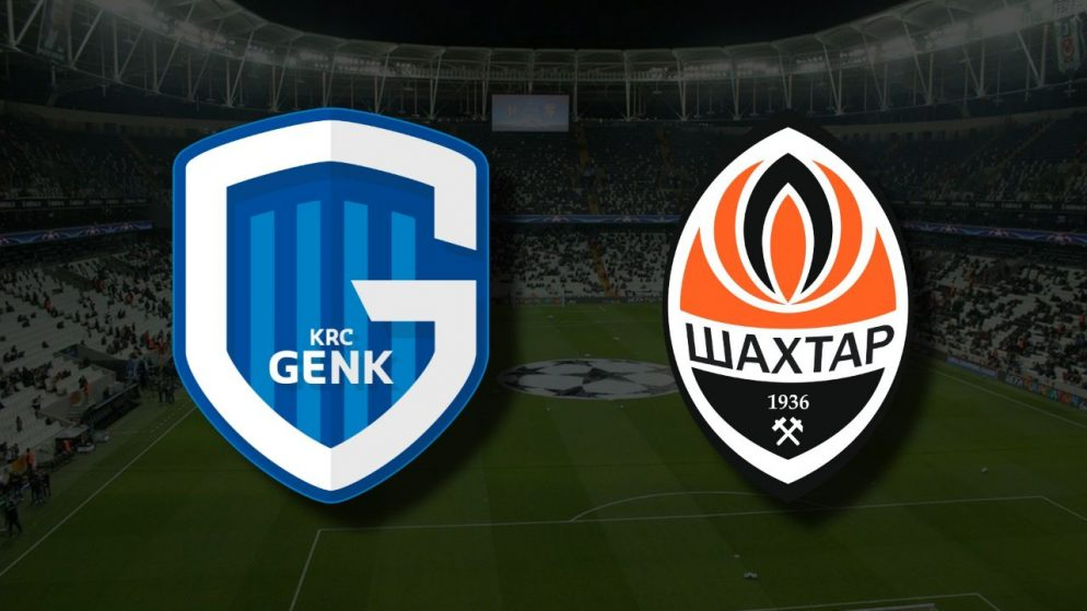 Apostas Genk x Shakhtar Donetsk Liga dos Campeões 03/08/21