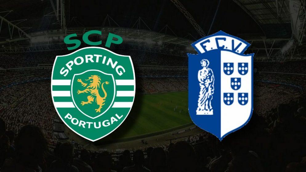 Apostas Sporting x Vizela Primeira Liga 06/08/21