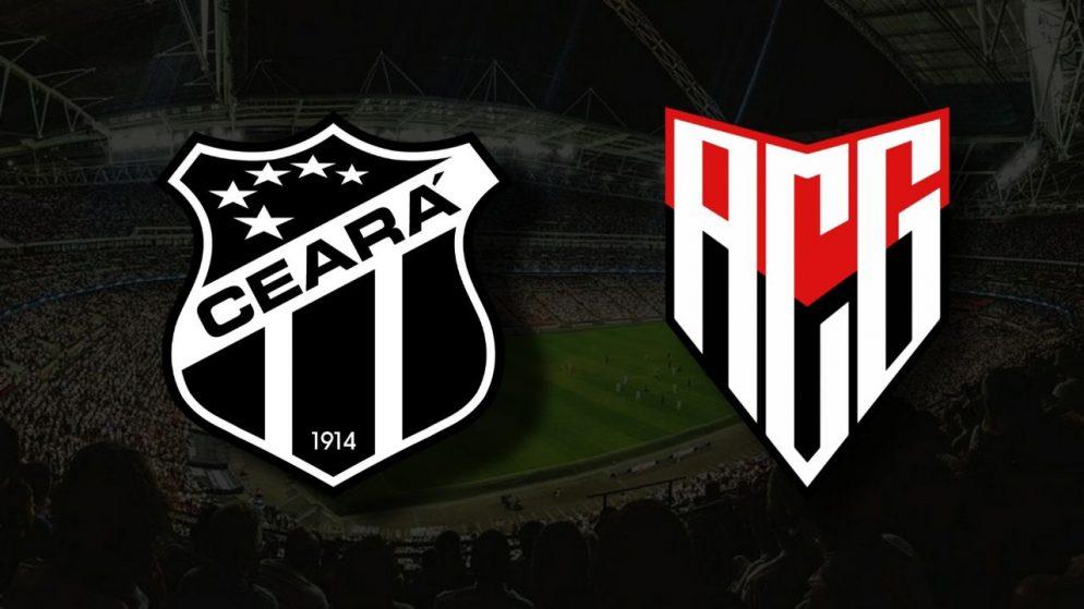 Apostas Ceará x Atlético Goianiense Brasileirão 08/08/21