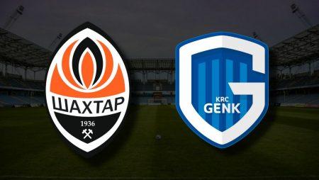Apostas Shakhtar Donetsk x KRC Genk Eliminatórias Liga dos Campeões 10/08/21