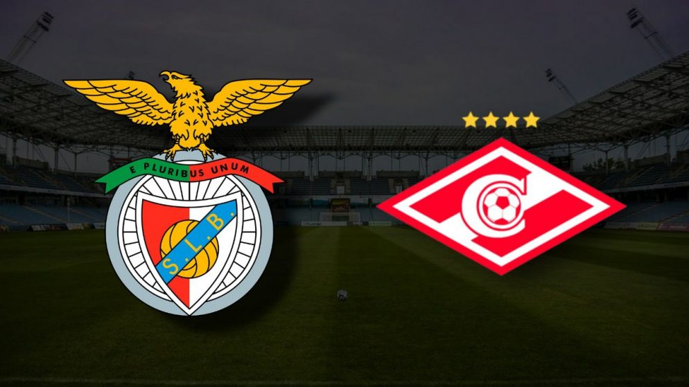 Apostas Benfica x Spartak Moscow Eliminatórias Liga dos Campeões 10/08/21