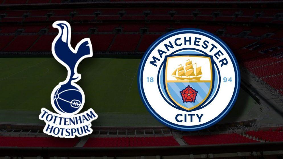 Apostas Tottenham x Manchester City Premier League 15/08/21