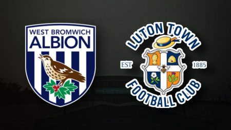 Apostas West Bromwich x Luton Town Championship 14/08/21