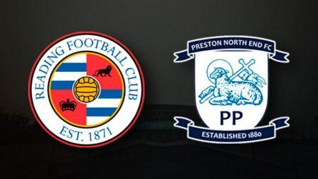 Apostas Reading x Preston North End Championship 14/08/21