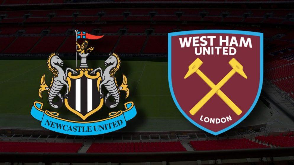 Apostas Newcastle x West Ham Premier League 15/08/21