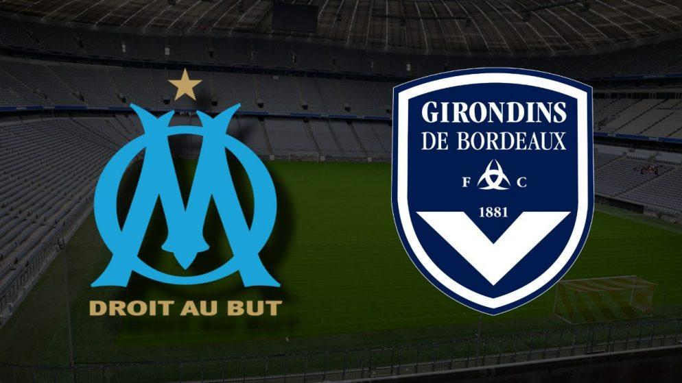 Apostas Olympique de Marseille x Bordeaux Ligue 1 15/08/21