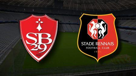 Apostas Brest x Rennes Ligue 1 15/08/21