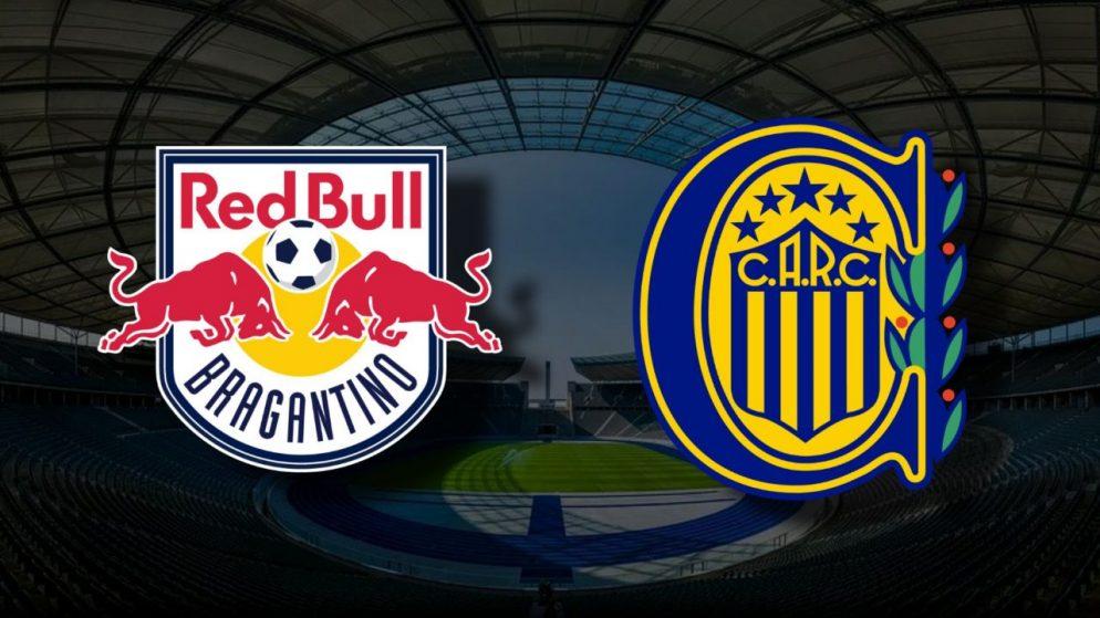 Apostas Red Bull Bragantino x Rosario Central Sul-Americana 17/08/21