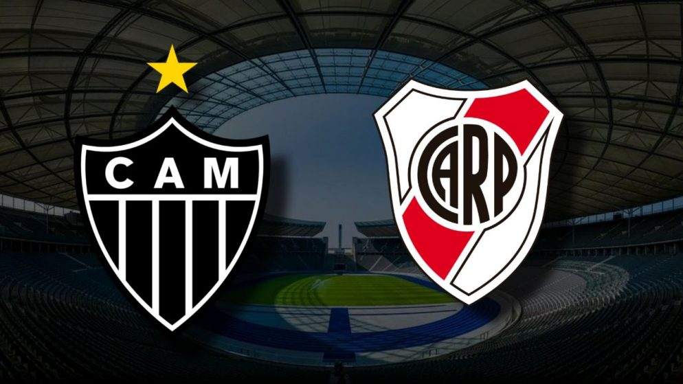 Apostas Atlético Mineiro x River Plate Libertadores da América 18/08/21