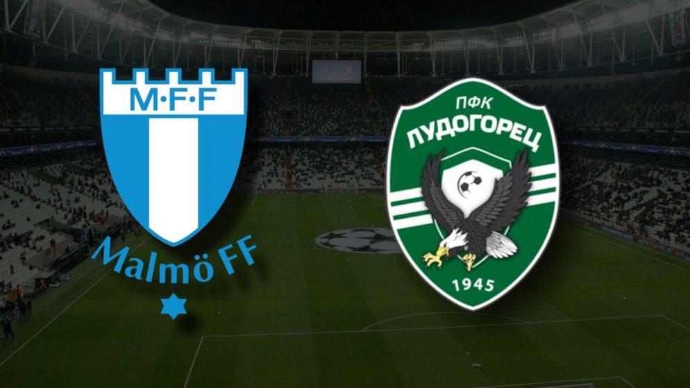 Apostas Malmö x Ludogorets Razgrad Eliminatórias Liga dos Campeões 18/08/21