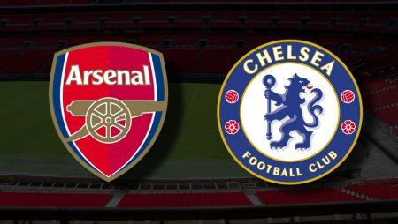 Apostas Arsenal x Chelsea Premier League 22/08/21