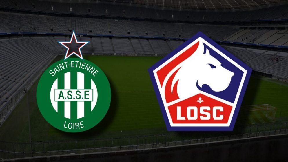 Apostas Saint-Étienne x Lille Ligue 1 21/08/21