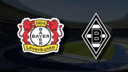 Apostas Bayer Leverkusen x Borussia M'gladbach Bundesliga 21/08/21