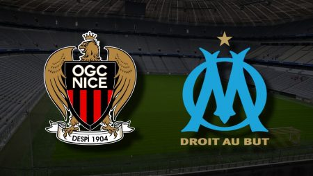 Apostas Nice x Olympique de Marseille Ligue 1 22/08/21