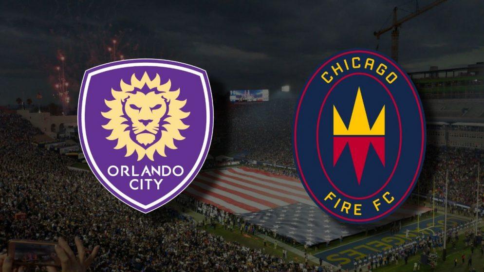 Apostas Orlando City x Chicago Fire MLS 21/08/21