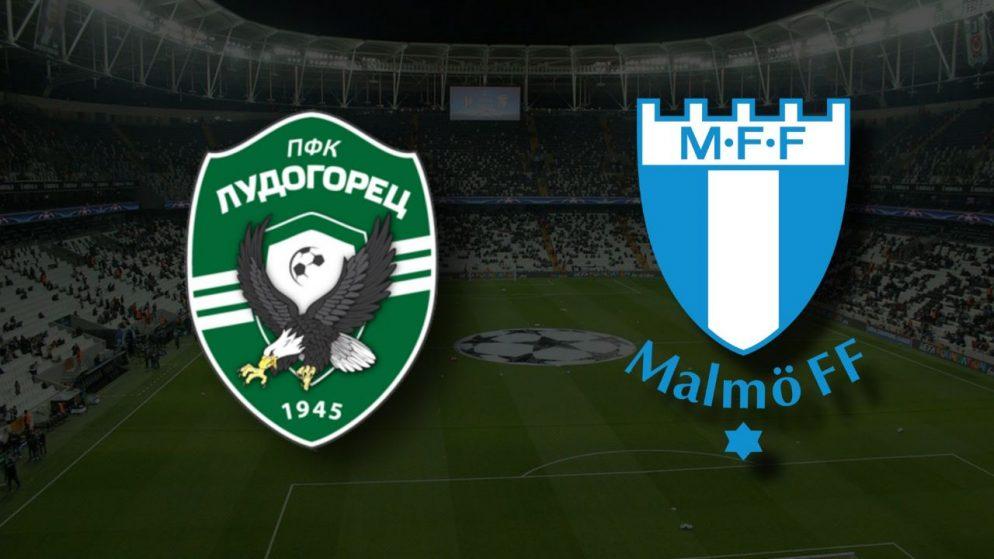 Apostas Ludogorets Razgrad x Malmö FF Eliminatórias Liga dos Campeões 24/08/21