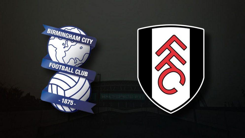 Apostas Birmingham x Fulham EFL Cup 24/08/21