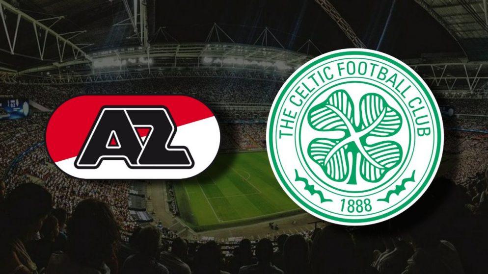 Apostas AZ Alkmaar x Celtic Eliminatórias Europa League 26/08/21