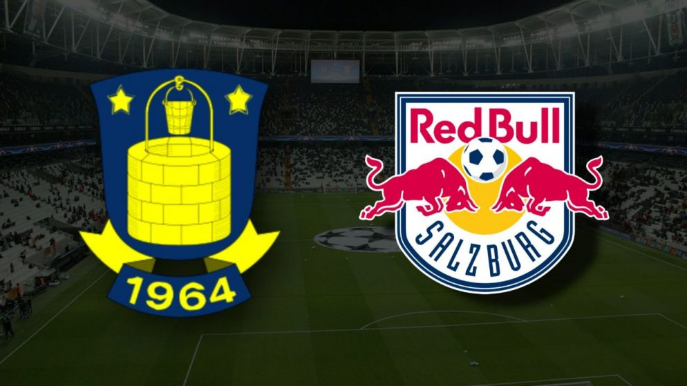 Apostas Brøndby x Red Bull Salzburg Eliminatórias Liga dos Campeões 25/08/21