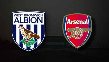 Apostas West Brom x Arsenal EFL Cup 25/08/21
