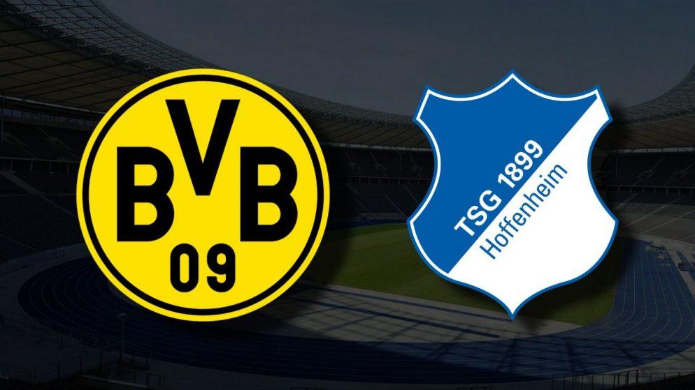 Apostas Borussia Dortmund x Hoffenheim Bundesliga 27/08/21
