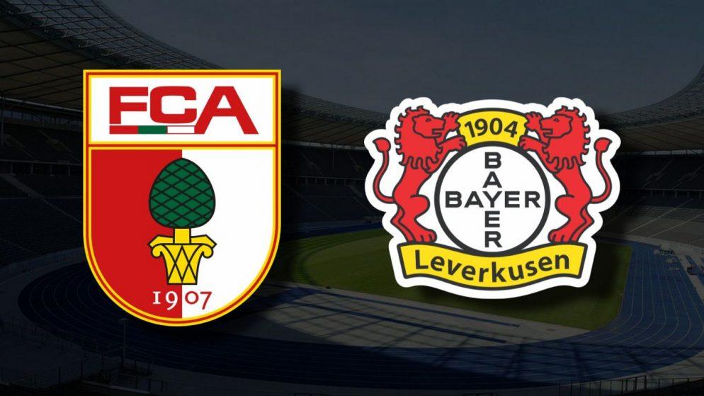Apostas Augsburg x Bayer Leverkusen Bundesliga 28/08/21
