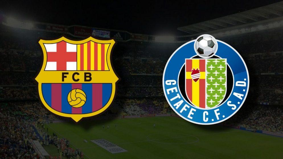 Apostas Barcelona x Getafe La Liga 29/08/21