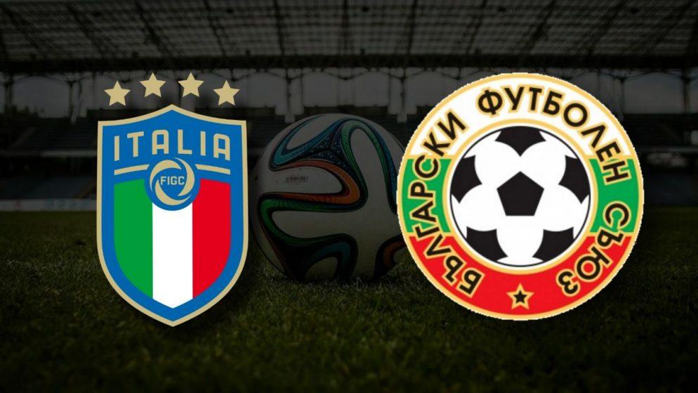 Apostas Itália x Bulgária Eliminatórias Copa do Mundo 02/09/21