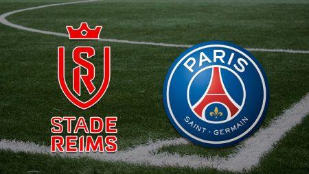 Apostas Reims x PSG Ligue 1 29/08/21