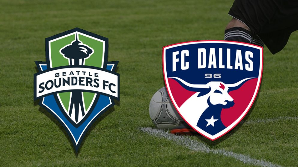 Apostas Seattle Sounders x FC Dallas MLS 04/08/21
