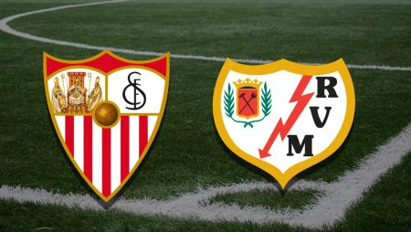 Apostas Sevilla x Rayo Vallecano La Liga 15/08/21