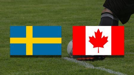 Apostas Suécia Feminino x Canadá Feminino Final Tóquio 2020 05/08/21