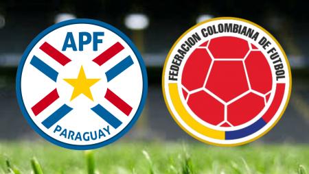 Apostas Paraguai x Colômbia Eliminatórias 05/09/21